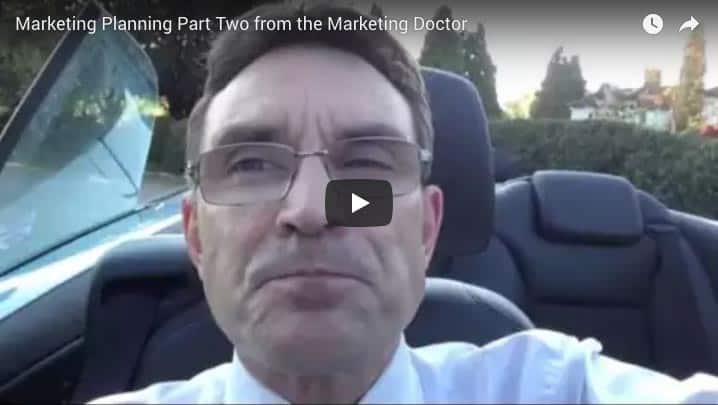 Marketing Planning Part two – Strategies